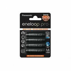 Baterije Eneloop pro 4xAA ready to use B4