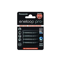 Baterije Eneloop pro 4xAAA ready to use B4