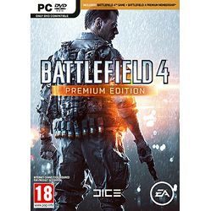 Battlefield 4 Premium Edition ORIGIN CD Key