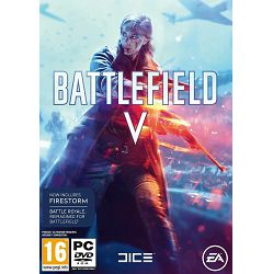 Battlefield V PC - Firestorm Battle Royal included