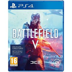 Battlefield V PS4 - Firestorm Battle Royal included