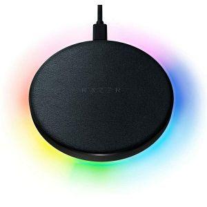 Bežični punjač Razer Charging Pad Chroma, 10W, USB-C, RC21-01600100-R371