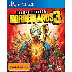 Borderlands 3 Deluxe Edition PS4 - Presales
