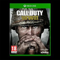 Call of Duty: WWII Standard Edition Xbox One