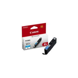 Tinta Canon CLI-551C XL, cijan