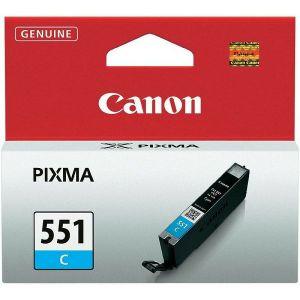 Tinta Canon CLI-551C, cijan