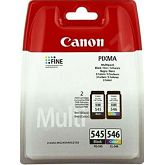 Tinta Canon PG-545 + CL-546 multipack