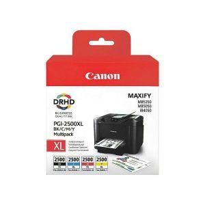 Tinta Canon PGI-2500XL Multipack