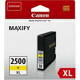 Tinta Canon PGI-2500XL Yellow