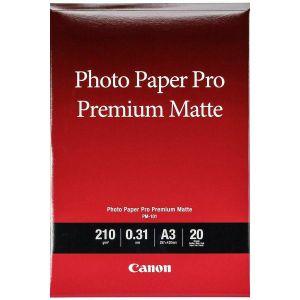 Canon Photo Paper Premium Matte PM101 - A4 - 20L