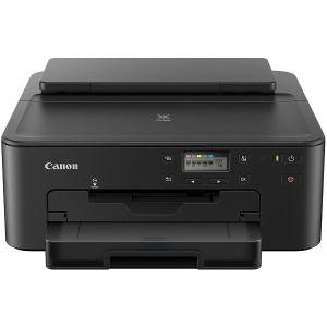 Printer Canon Pixma TS705, printer, WiFi, RJ45, 5 pojedinačnih spremnika s tintom (PGBK, BK, C, M, Y), A4 - BEST BUY
