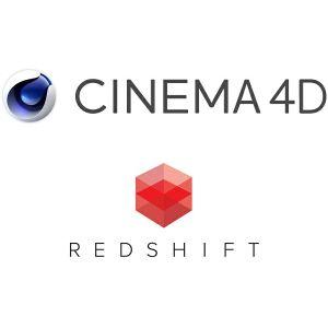 Cinema 4D + Redshift for C4D - 1 godišnja licenca