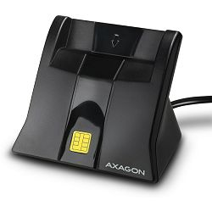 Čitač smart kartica AXAGON CRE-SM4 USB 2.0