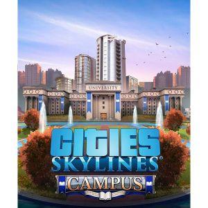 Cities: Skylines - Campus STEAM Key