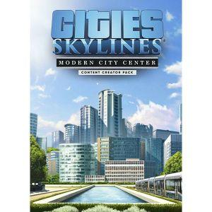 Cities: Skylines - Content Creator Pack: Modern City Center STEAM Key