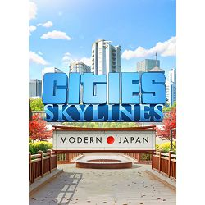 Cities: Skylines - Content Creator Pack: Modern Japan STEAM Key