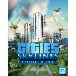 Cities Skylines - Deluxe Edition  STEAM Key
