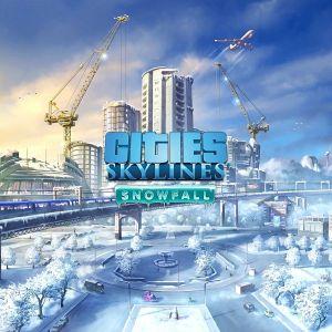 Cities: Skylines - Snowfall STEAM Key