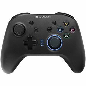 Gamepad Canyon 4-in-1 GP-W3, bežični, PC/PS3/Nintendo Switch/Android - MAXI PONUDA
