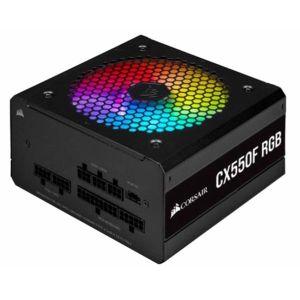 Napajanje Corsair CX550F 550W, RGB