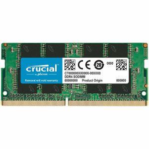 Memorija za prijenosna računala Crucial SO-DIMM, 8GB, DDR4 2666MHz, CL19