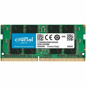 Memorija za prijenosna računala Crucial SO-DIMM, 8GB, DDR4 3200MHz, CL22