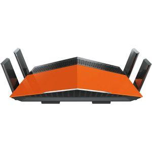 D-Link EXO AC1900 WiFi Router, 802.11ac, Gigabit LAN ports, 5GHz/2.4GHz, 1300/600Mbps, fiksne antene - PROMO