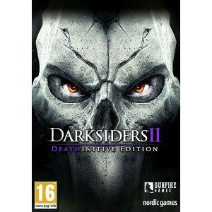 Darksiders II (2) Deathinitive Edition STEAM CD Key