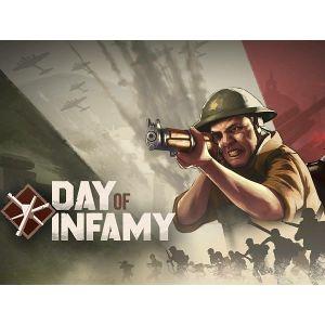 Day of infamy STEAM CD Key