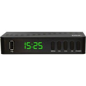 Digitalni prijemnik Evolveo Alpha T2, DVB-T2 HD, H.265/HEVC