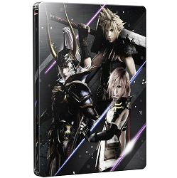 Dissidia: Final Fantasy Steelbook Limited Edition PS4