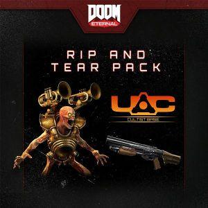 DOOM Eternal: Rip and Tear Pack CD Key