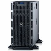 DELL EMC PowerEdge T330, Intel Xeon E3-1230 v6 3.5GHz, 8M cache, 4C/8T, turbo (72W), Chassis up to 8, 3.5