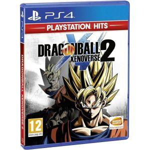 Dragon Ball Xenoverse 2 Hits PS4