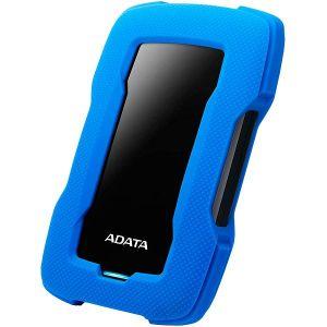 Eksterni disk Adata 1TB HD330 USB 3.1 Durable Crno/Plavi
