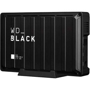 Eksterni disk WD D10 Game Drive 8TB, aktivno hlađenje ugrađeno u kućište - PROMO