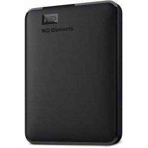 Eksterni disk WD Elements™ Portable 2TB, 2.5˝, WDBU6Y0020BBK-WESN - MAXI PONUDA