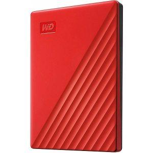 Eksterni disk WD My Passport USB 3.2 Red 2TB - PROMO