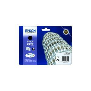 Tinta Epson 79XL black - WF51*/56*