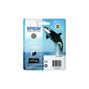 Tinta Epson T7607 Light Black za SC-P600