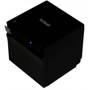 Epson TM-m30II-S, USB, Ethernet, 8 dots/mm (203 dpi), ePOS, black