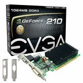 Grafička EVGA GeForce 210 1GB DDR3
