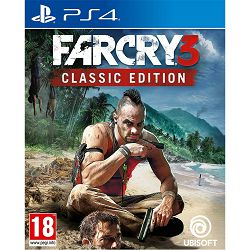 Far Cry 3 Classis Edition PS4
