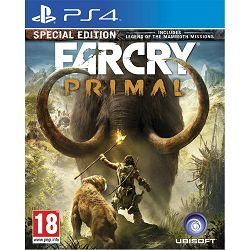 Far Cry Primal Special Day1 Edition PS4 - AKCIJA