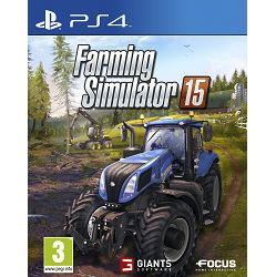 Farming Simulator 2015 PS4 - AKCIJA