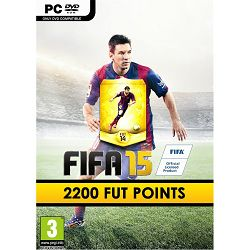 FIFA 17 2200 FIFA FUT POINTS CIAB (Code In a Box) PC
