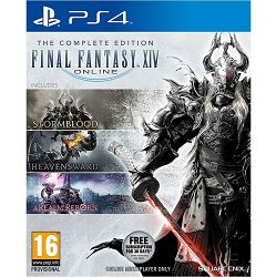 Final Fantasy XIV All in One Standard PS4