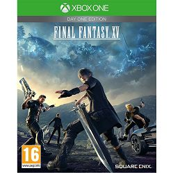 Final Fantasy XV Day 1 Edition Xbox One