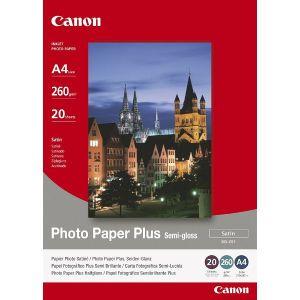 Foto papir Canon Plus SG201 - A4 - 20L