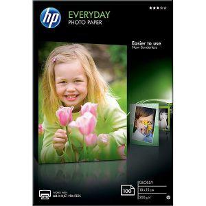 Foto papir HP Everyday Glossy - 100 sht/10 x 15 cm